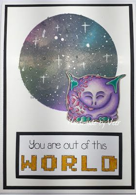 handmade by veer: You are out of this world