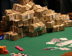 Learn how professional poker players earn a living from a game of chance.
