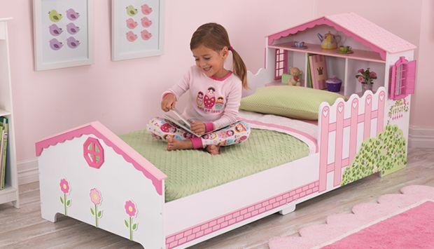 KidKraft Cama Casa de muñecas