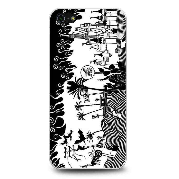 Atom for Peace iPhone 5[S] Case