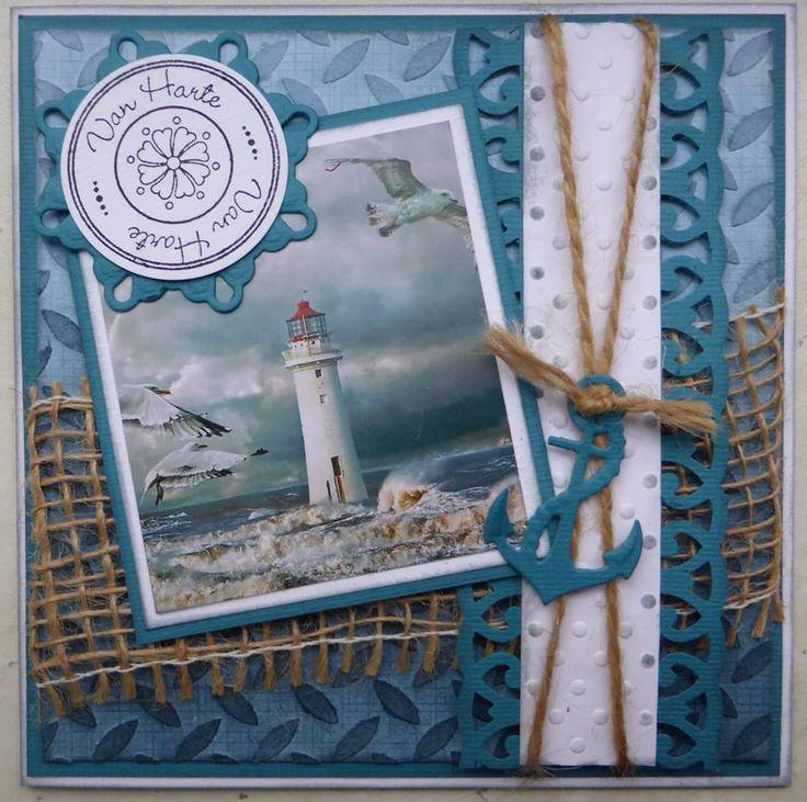 Открытки морская тематика с днем рождения, февраля открытке