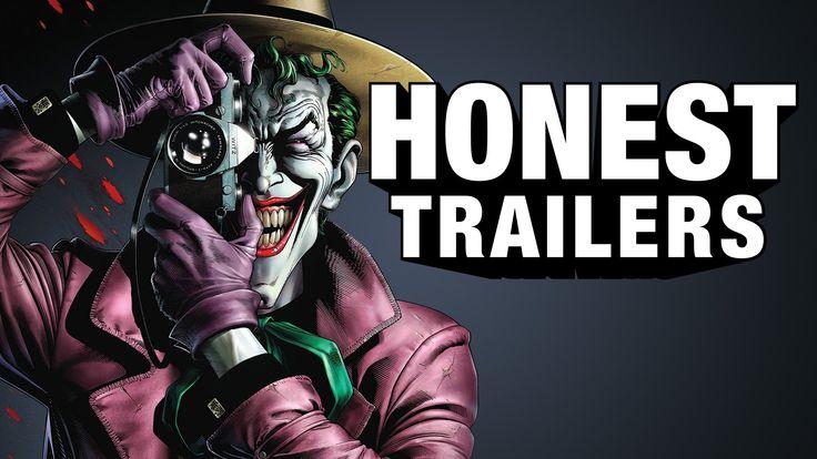 Honest Trailers - Batman: The Killing Joke