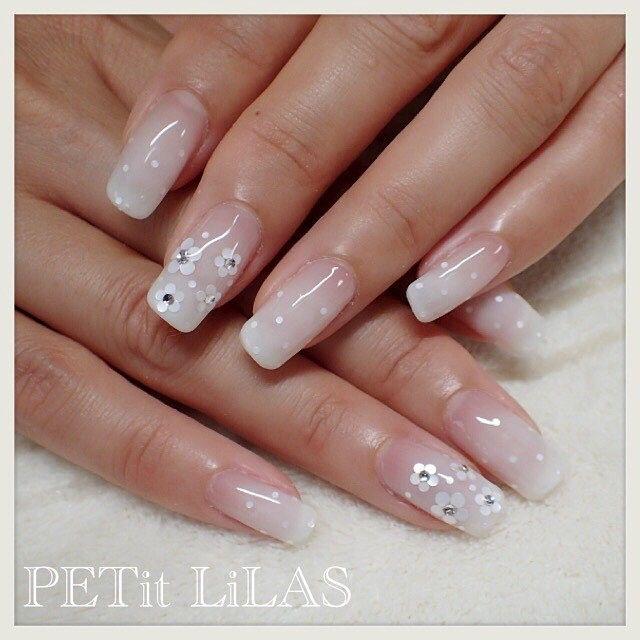 simple and elegant nail