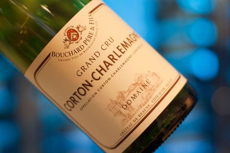 Bouchard Pere & Fils Corton-Charlemagne 2010 www.caros.co.nz
