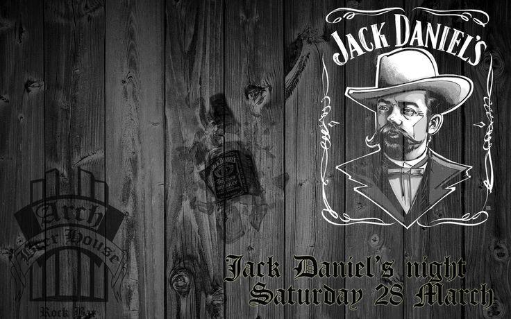 Jack Daniel's night...it's on!!! https://www.facebook.com/events/361402437396966/
