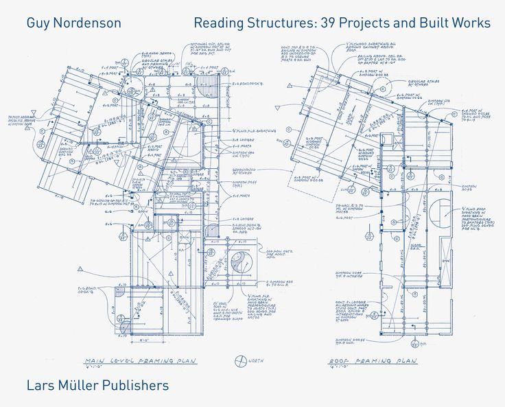 """Reading Structures: 39 Projects and Built Works"" by Guy Nordenson, Lars Müller Publishers 2015"