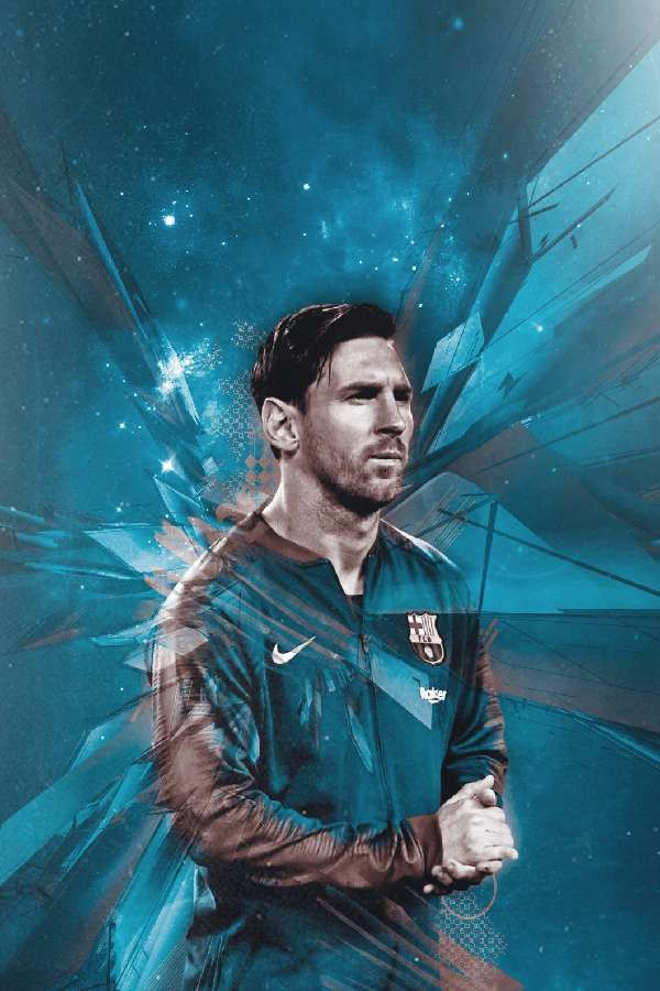 Messi An Edit Of The King Messi Fcbarcelona Barca Football Soccer Sports Lionel Messi Lionel Messi Wallpapers Messi