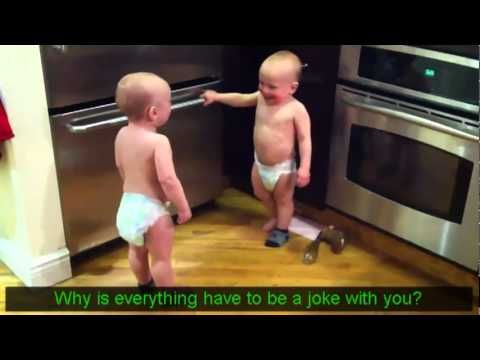 О чем говорят дети между собой?