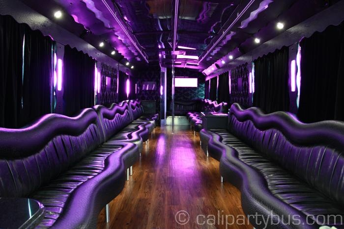 If you want VIP entry to the hottest clubs in San Diego for you and 40 of your closest friends, then you want to book your ride with Cali Party Bus! Cali Party Bus boasts intimate connections with every top club and promoter in the city and knows how to hook you up with discounted or free cover and bottle service specials.