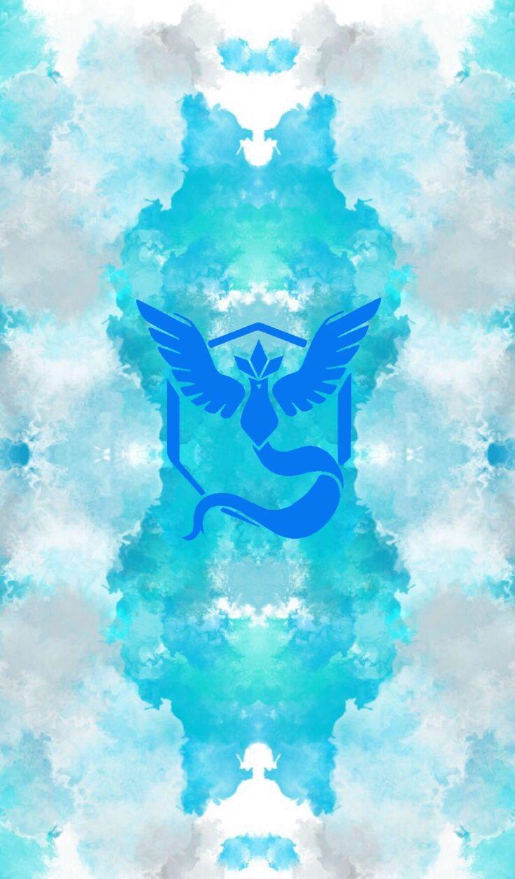 Team Mystic Wallpaper by Alex Ximil Montes