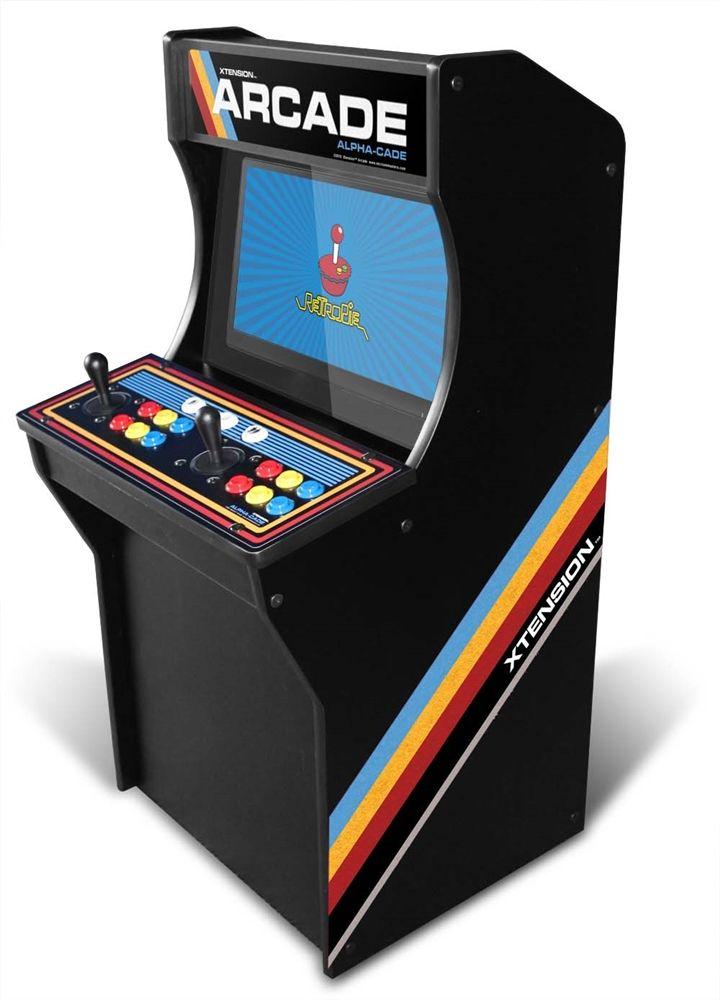 19 Xtension Alpha Cade Arcade Cabinet Jamma Arcade Arcade Cabinet Arcade Joystick