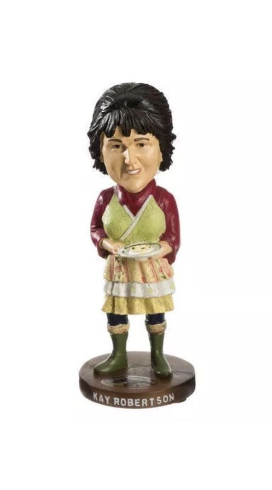 Duck Dynasty Duck Commander Bobble Head (Kay Robertson) New In Box  | eBay