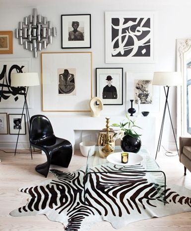 Best 25+ Black And White Chair Ideas On Pinterest | Striped Chair, Black  And White Furniture And Victorian Chair