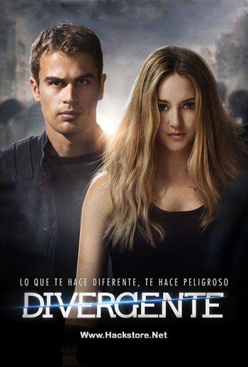 Mirar Online y Descargar: Divergente (2014) DVDRip .AVI Audio Español Latino por 4Shared, MEGA, Firedrive, Sockshare y Mas en 1 Link Gratis Película Clon.