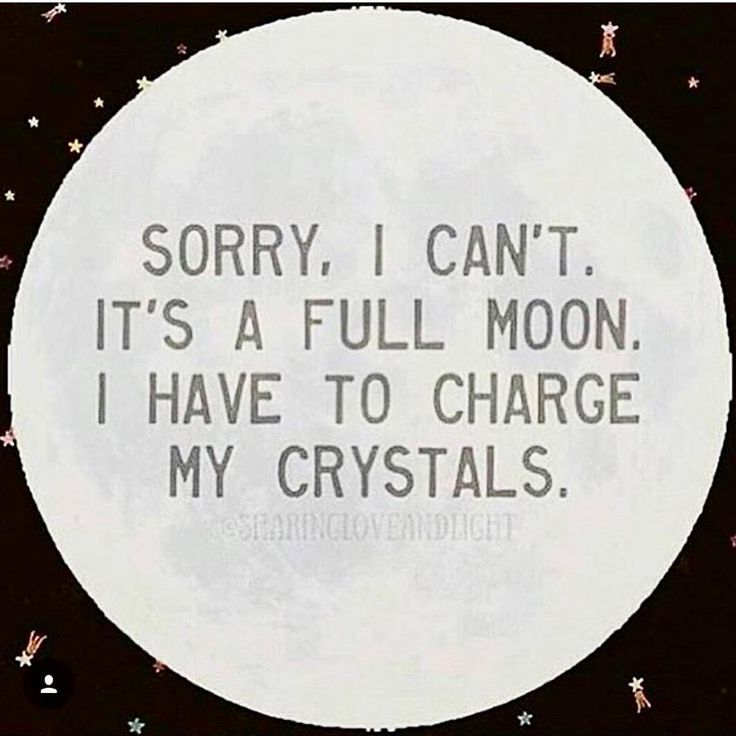 Sorry, I can't.  It's a full moon.  I have to charge my crystals.  Lol [venturayoga]