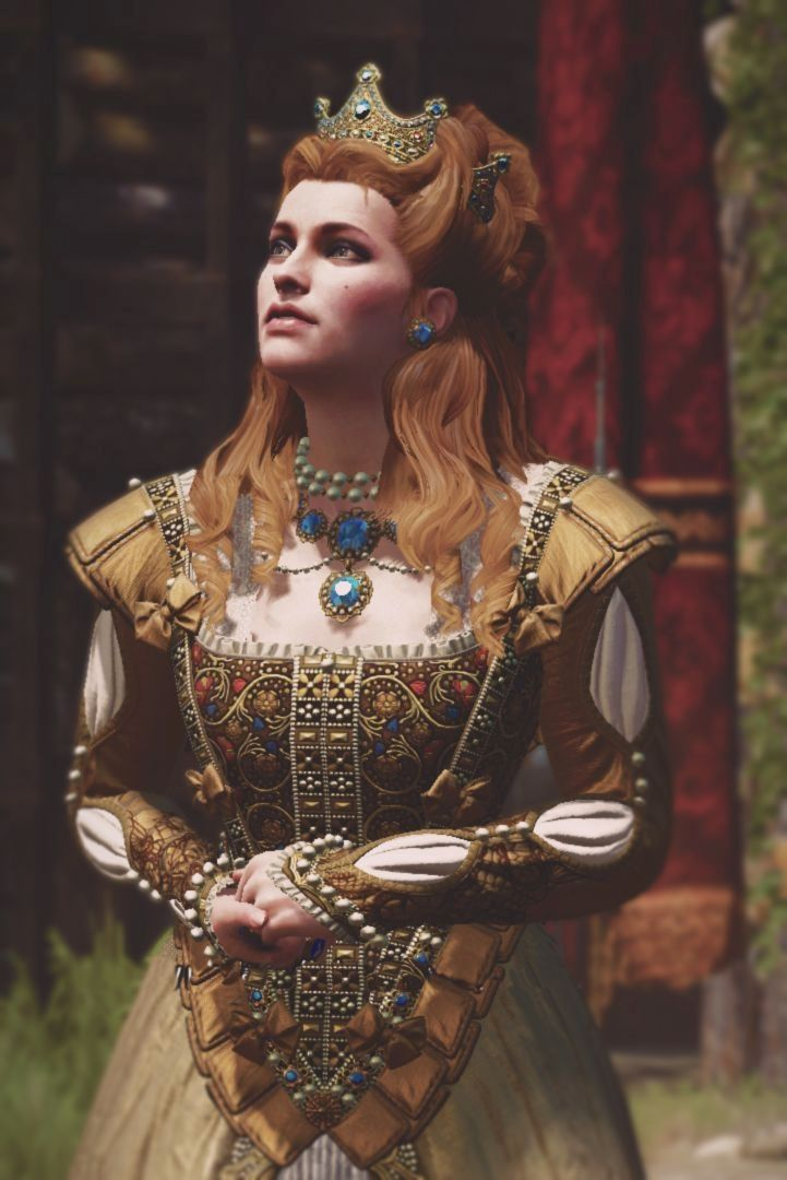 Duchess Anna Henrietta Witcher 3 Blood & Wine | Witcher ...