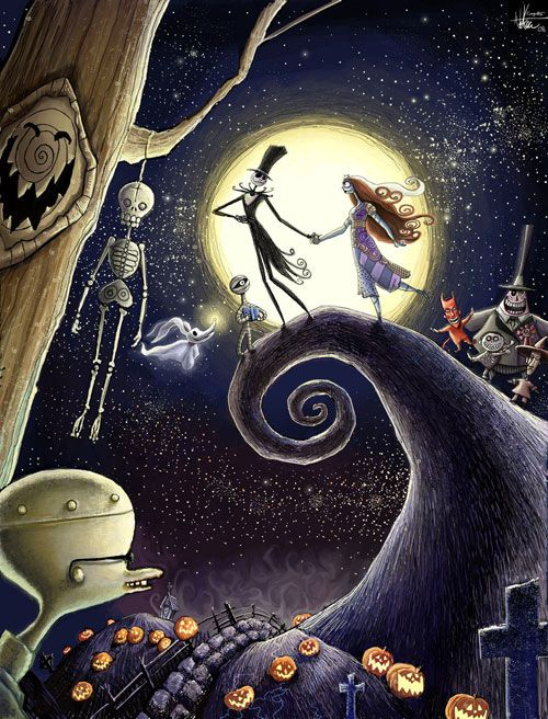 The Nightmare Before Christmas - Nathan Szerdy