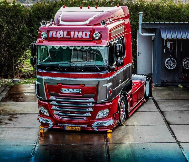 """1,616 Likes, 17 Comments - @europeantrucks on Instagram: """"#Scania #Volvo #Daf #Mercedes #Man #V8 #europeantrucks #Volvotrucks #Mercedestrucks #kingoftheroad…"""""""