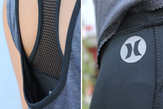 Hurley Workout Faves - DRIFIT!