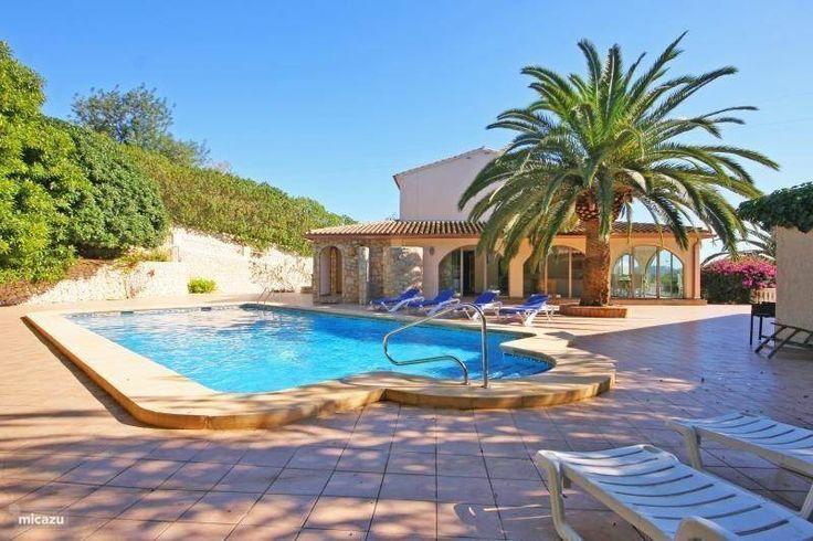 Villa Font 10 in Benissa, Costa Blanca, Spanje. https://www.micazu.nl/vakantiehuis/spanje/costa-blanca/benissa/villa-font-10-14289/