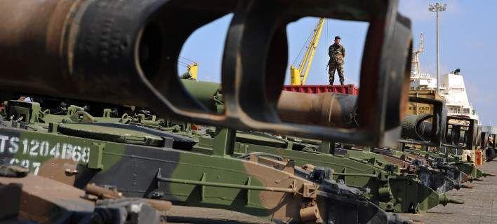 Ο αμερικάνικος στρατός «έχασε» στρατιωτικό εξοπλισμό και όπλα αξίας 1 δισ. δολαρίων και δεν είναι η πρώτη φορά