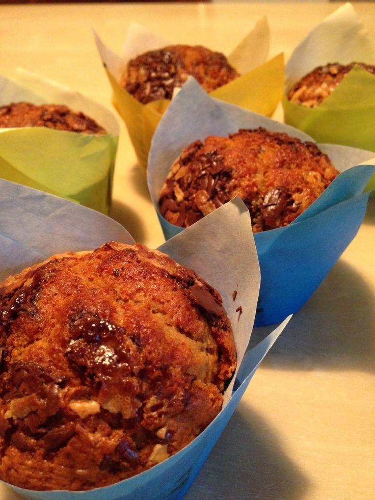 Ça fait un moment que je cherchais une recette pour des muffins réussis ! Et j'ai enfin trouvé les proportions parfaites pour un résultat moelleux, qui ne s'émiette pas et surtout ultra bon ! Cette...