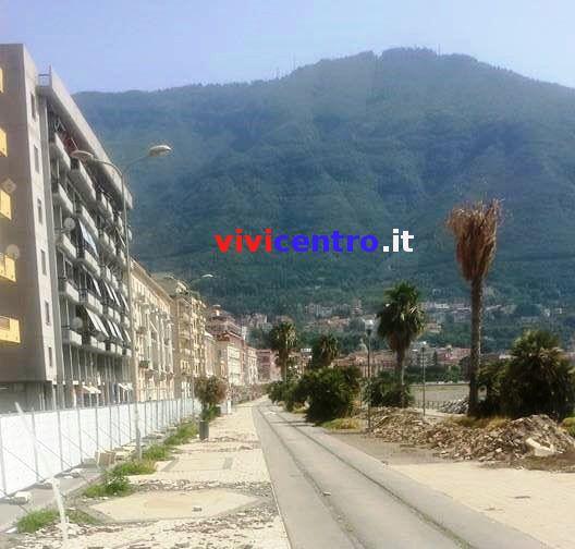 Il gruppo Per Castellammare chiede chiarezza sui lavori nella Villa Comunale