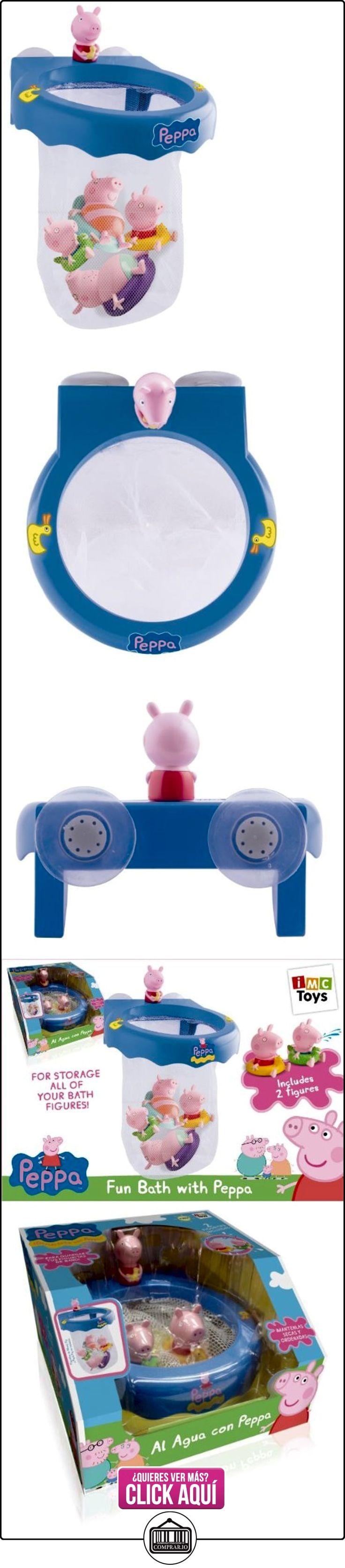 "IMC Toys - Peppa Pig ""Al agua con Peppa"", juguete de baño (360112)  ✿ Peppa Pig - Peppa La Cerdita ✿ ▬► Ver oferta: http://comprar.io/goto/B00DSYC5MG"