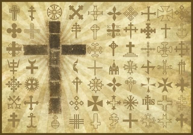 The Meaning Of The Cross Symbol: Cross Symbols - What Do They Mean?