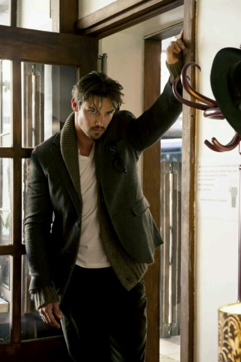 Jay ryan - yes, my clothes HAVE just melted....