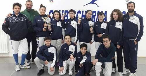 Puglia: #Club #Scherma #Lecce: 5 podi per i giovani atleti alla Prova Interregionale (link: http://ift.tt/2o9vKX8 )
