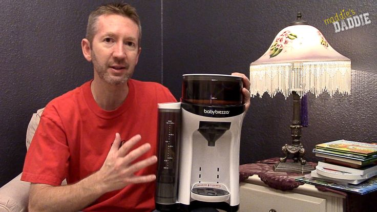 We show you how to use and assemble the Baby Brezza Formula Pro One Step Food Bottle Maker. Not only will we discuss how to use it, but also offer quick tips, suggestions and insight about my experience using this machine. We also talk briefly about the pros and cons as well as offer some additional relevant advice. This product works much like the Bottle Genie.