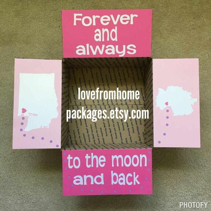 Military Care Package Idea Www.lovefromhomepackages.etsy.com