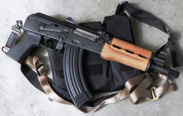 Manticore Arms NightBrake on Zastava M92 PAP | BrutalRain