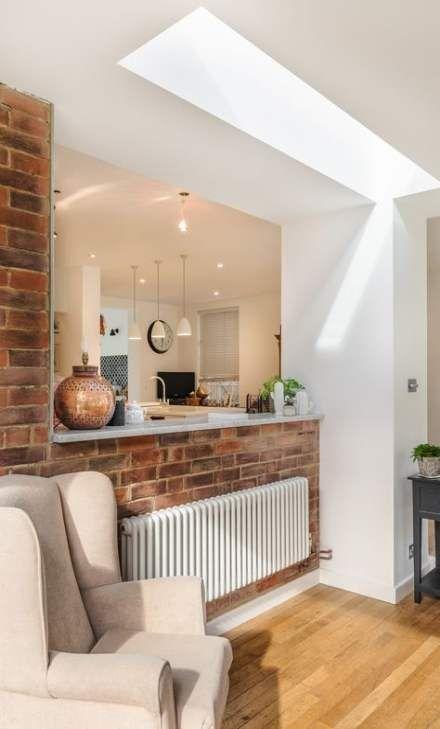 Kitchen Open Plan Columns 41+ Ideas For 2019