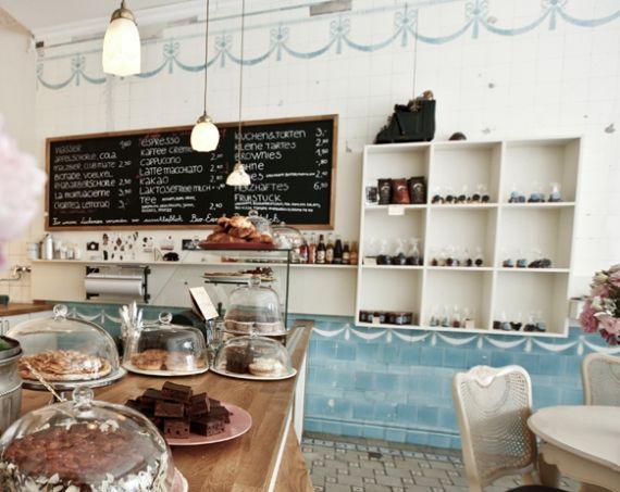Herr Max - Hamburgo (Germany) bakery - best cheesecake in town!