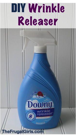 DIY Wrinkle Releaser! {it's SO simple to make!} #diy