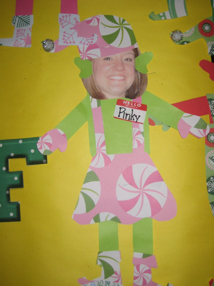 1000 images about holiday door contest ideas on pinterest for Elf door ideas