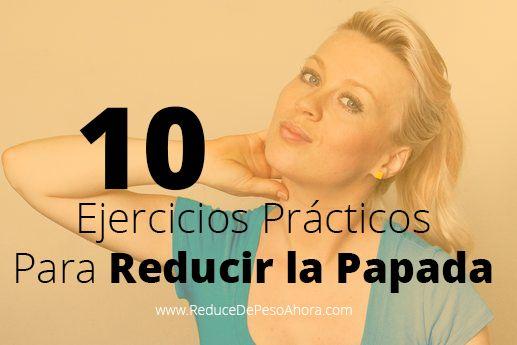 Como eliminar la papada? Estos ejercicios prácticos te ayudaran a resolverlo :)