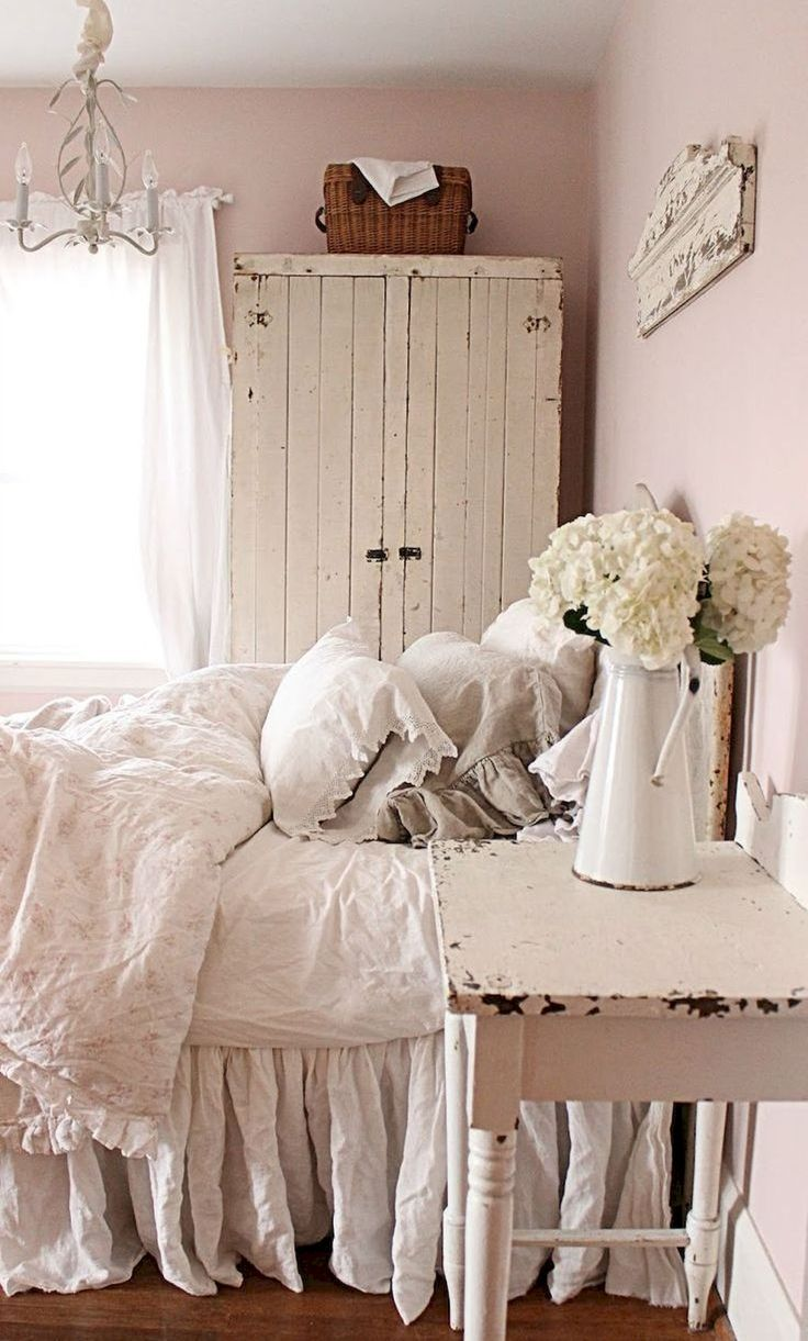 cool french shabby chic bedroom decorating ideas | 2669 best Shabby Chic/Cottage/French/Romantic Decorating ...