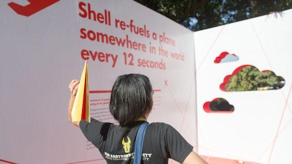 Eco-marathon Asia 2014. Shell - Global - Imagination