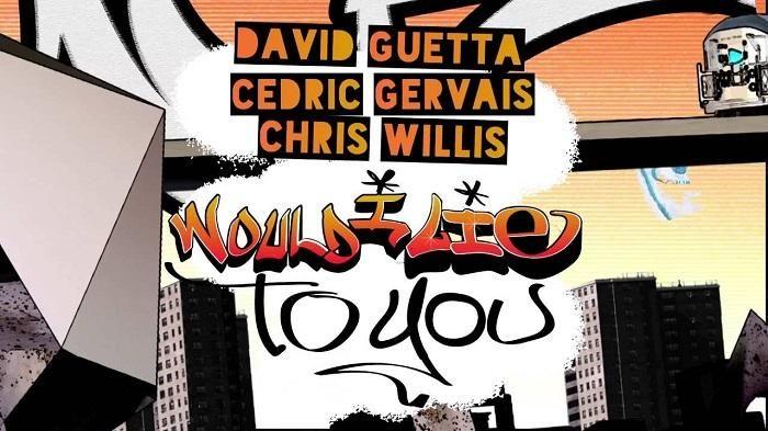 Dengarkan Dulu Would I Lie To You, Lagu Baru Kolaborasi David Guetta Dengan 2 Musisi Hebat Ini