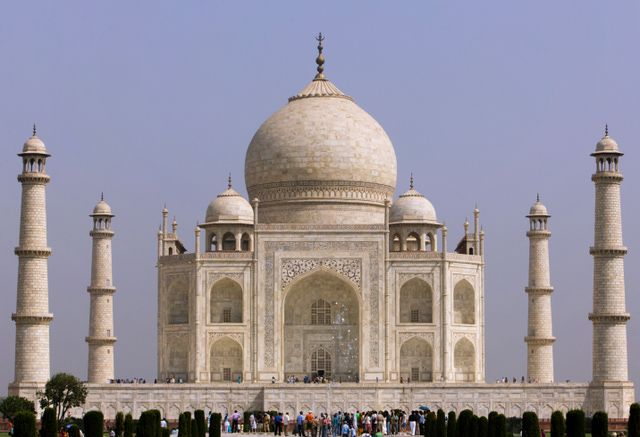 Visit Agra and the Taj Mahal on these Great Viator Tours from Delhi: Taj Mahal and Agra Fort Day Trip