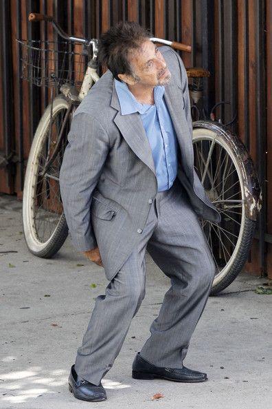Al Pacino Photo - Christopher Walken and Al Pacino Film 'Stand Up Guys'