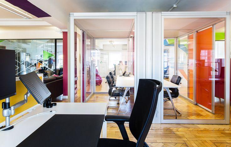 Valianty Office Interior-  #bespokegraphics #vinyl #glassmanifestations