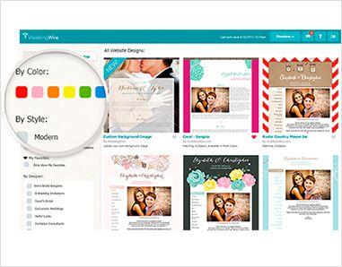 WEDDING WIRE --- Wedding Websites, Free Wedding Websites