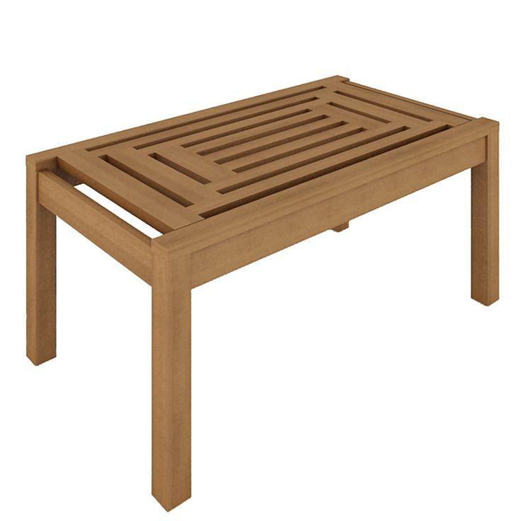 Mesa de Centro Echoes - Jatobá - Wood Prime