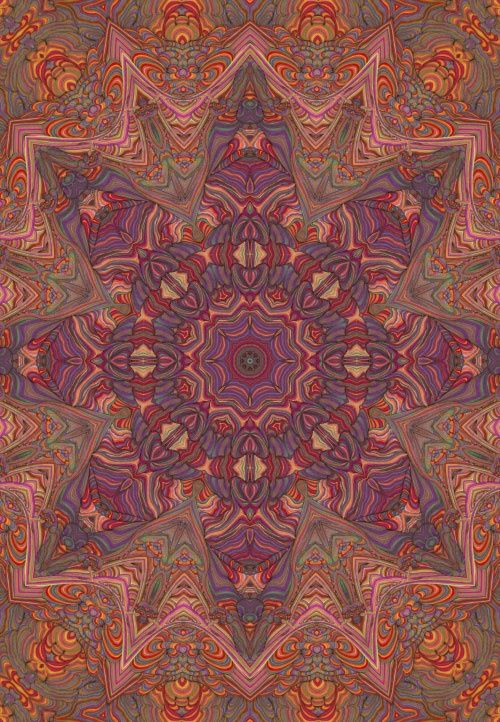 .: Art Spac, Pattern, Psychedelic Art, Mandala Kaleidoscopes,  Prayer Mats, Psychedelic Inspiration, Fractals, Design Studios, Beautiful Art