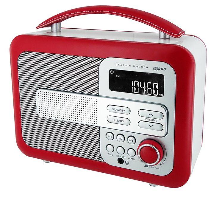 Classic Modern Radio TR21R