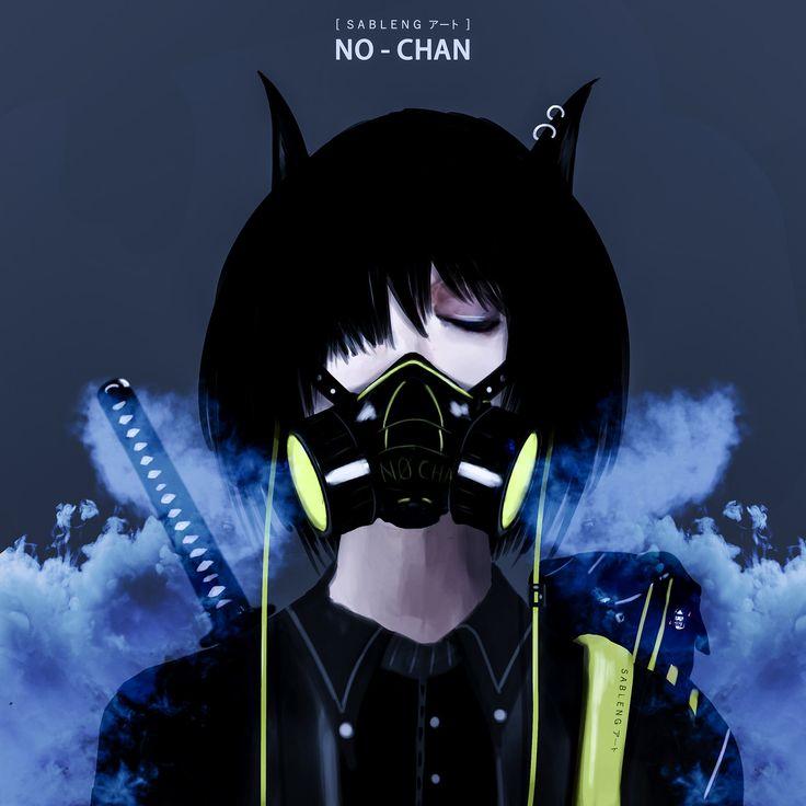 No Chan starter pack, Sableng アート on ArtStation at https://www.artstation.com/artwork/b4YGG